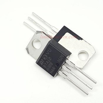 BTA12 600B 12A 600V TO220 TRIAC